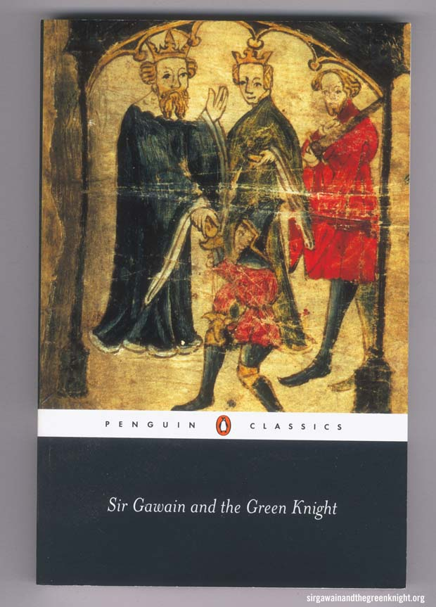 Brian Stone Version Sir Gawain and the Green Knight