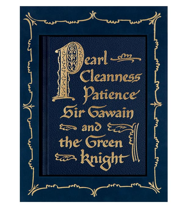 Folio Society - Sir Gawain and the Green Knight Pearl and Sir Gawain