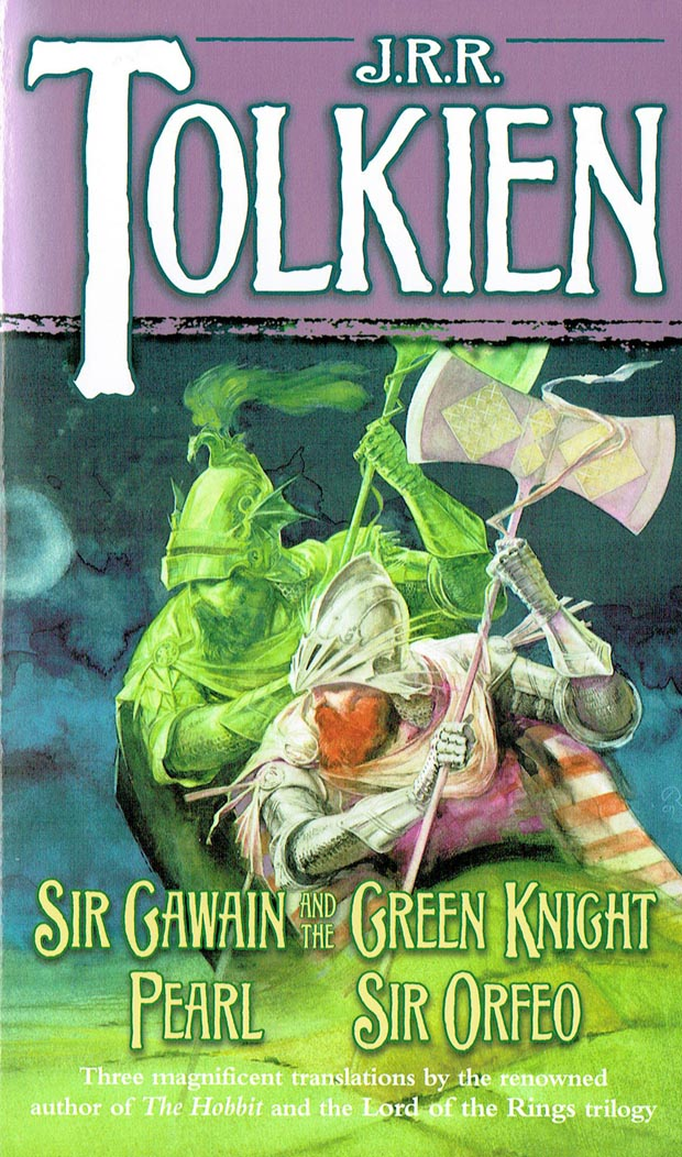 Tolkien Translation - Sir Gawain and the Green Knight